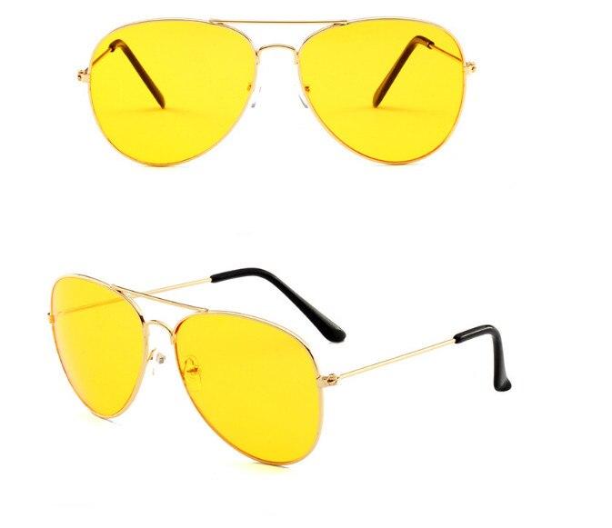 Gafas de sol de conducción nocturna UV400 gafas de conducción nocturna gafas de visión gafas de sol polarizadas gafas de sol para hombres y mujeres gafas
