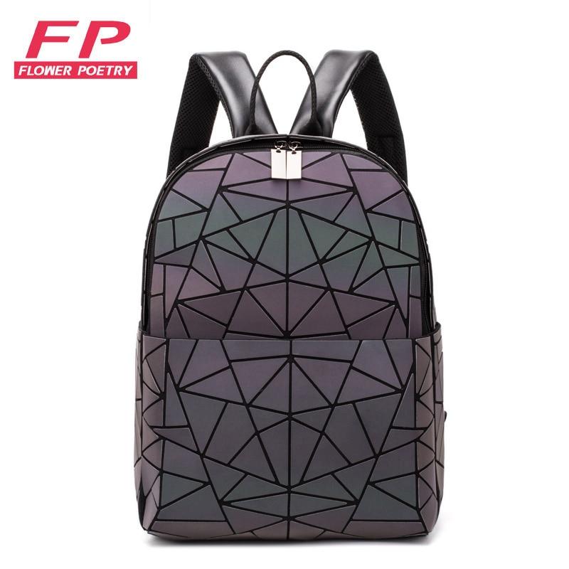 Women Backpack School Bag For Teenagers Girls Large Capacity Backpacks 2021 Travel Bags for School Back Pack holographic Bagpack