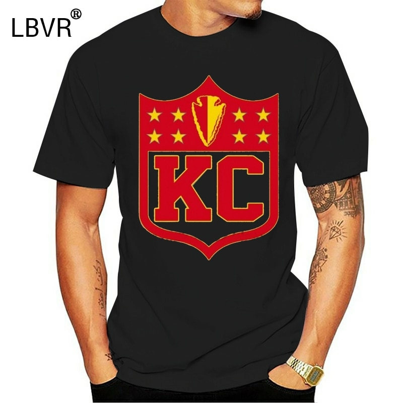 America's Finest Apparel KC Kansas City Shield Shirt - Men's