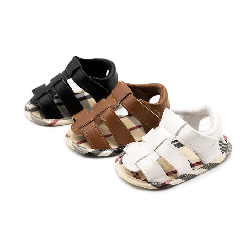 Фото - Новинка 2021, летняя обувь для новорожденных с полупластиковой подошвой, обувь для младенцев Baotou, дышащая обувь для новорожденных мальчиков и... chicco обувь для новорожденных
