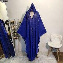 Afrique vêtements robes africaines pour femmes vêtements Africain Dashiki Robe grande taille diamant Abaya dubaï Robe musulmane Robe Africain