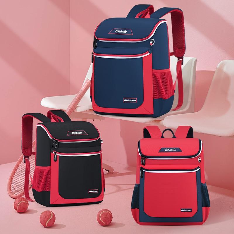 Children's Schoolbag Primary School Boys' Decompression Backpack 1-3-6 Grade Orthopedic Backpack Wit
