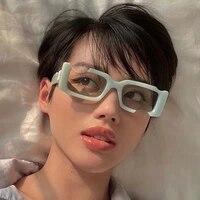 2021 new notch sunglasses men retro sunglasses men fashion sunglasses blue ladies sunglasses shadow retro glasses