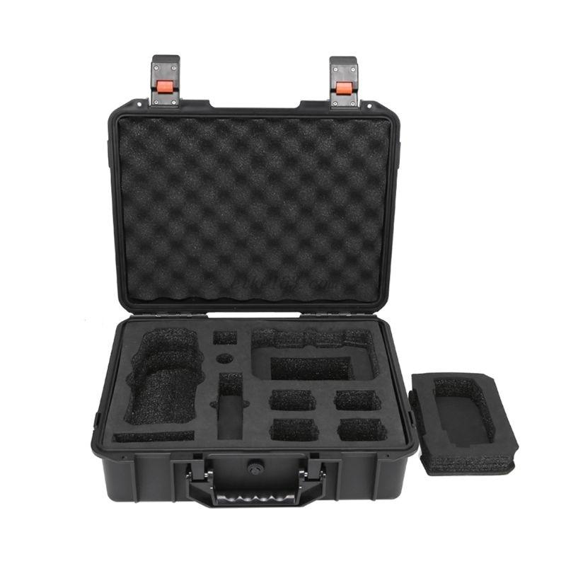 Bolso de maleta impermeable a prueba de explosions Estuche de transporte bolsa de almacenamiento para el Mavic de DJI 2 Pro Drone Acc