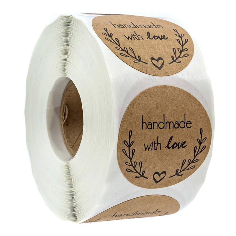 pegatinas-de-kraft-natural-hechas-a-mano-para-album-de-recortes-sello-adhesivo-etiquetas-de-papeleria-gracias-pegatina-500-uds