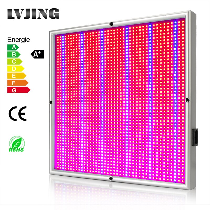 grow tent box for indoor hydroponics greenhouse plant lighting tents 60 80 100 cm growing tent Full Spectrum LED Grow Light Red Blue 200W Phytolamp For Indoor Hydroponics Greenhouse Grow Tent Box Led Lamp Plant All Stages