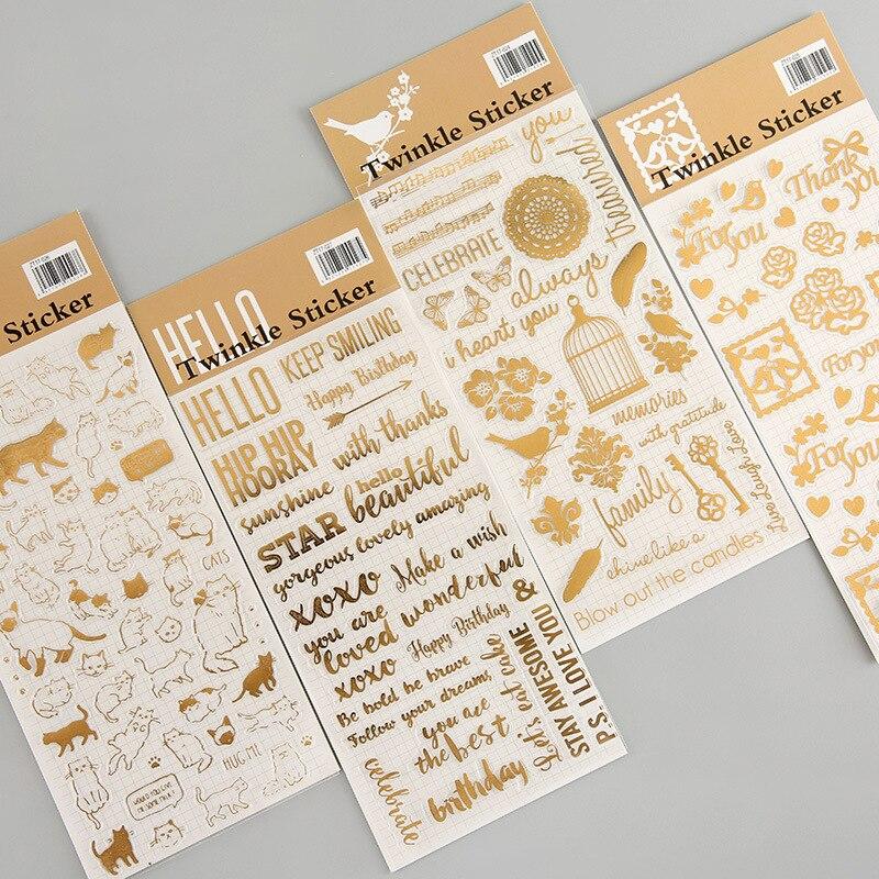 mrpaper-4-disegni-adesivi-in-materiale-pvc-per-timbratura-in-oro-scrapbooking-grazie-auguri-adesivi-creativi-di-cancelleria-deco-fai-da-te