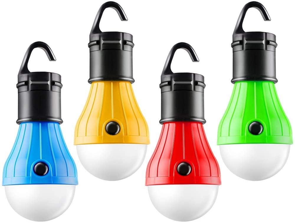 Портативная светодиодный весная Светодиодная лампа для палатсветильник