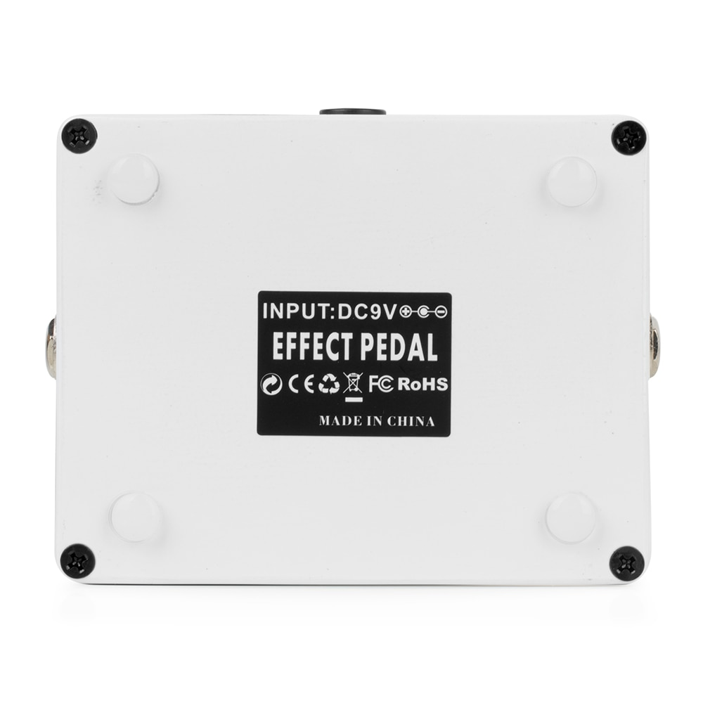 Caline Dcp-09 Tigershark Distortion Gate Effect Pedal Dual Acoustic Bass Box Effector Sound Mixer Tremolo Pedaleira Guitarra enlarge