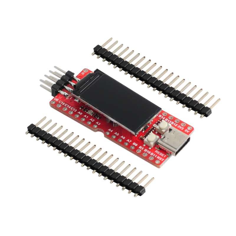5pcs Sipeed Longan Nano RISC Board with 0.96'' LCD GD32VF103CBT6 MCU Microcontroller Development Board enlarge