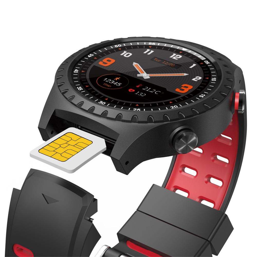 Get M1S Sim Card Smart Watch GPS Smartwatch 2020 for women men Bluetooth Calling Compass Barometer Pressure Outdoor Smartwatches