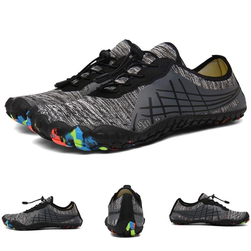 Summer Upstream Shoes Beach Shoes For Women Non-slip Hiking Sport Shoes Men...