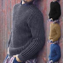 Cachemire coton Pull hommes automne hiver Jersey Pull Robe Hombre Pull Homme Pull hommes col rond vêtements dextérieur chandails tricotés