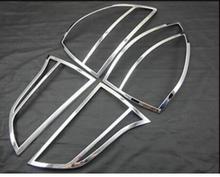 Rear Tail Light Tailgate Lamp Cover Trim For Mitsubishi Montero / Pajero Sport 2013-2015