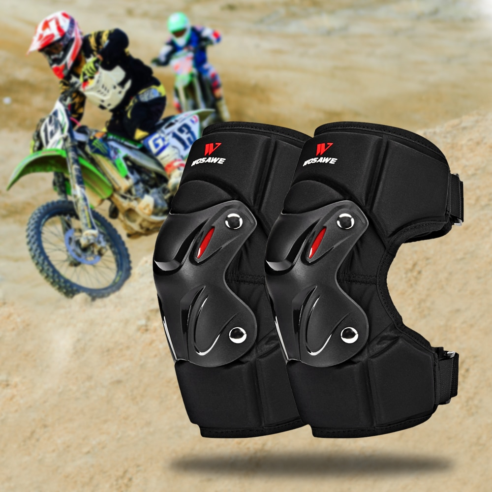 WOSAWE Upgrade Motorcycle Elbow Guard Thicken Shockproof MTB Elbow Pads Racing Motocross Elbowpads Moto Racing Protective Gear enlarge