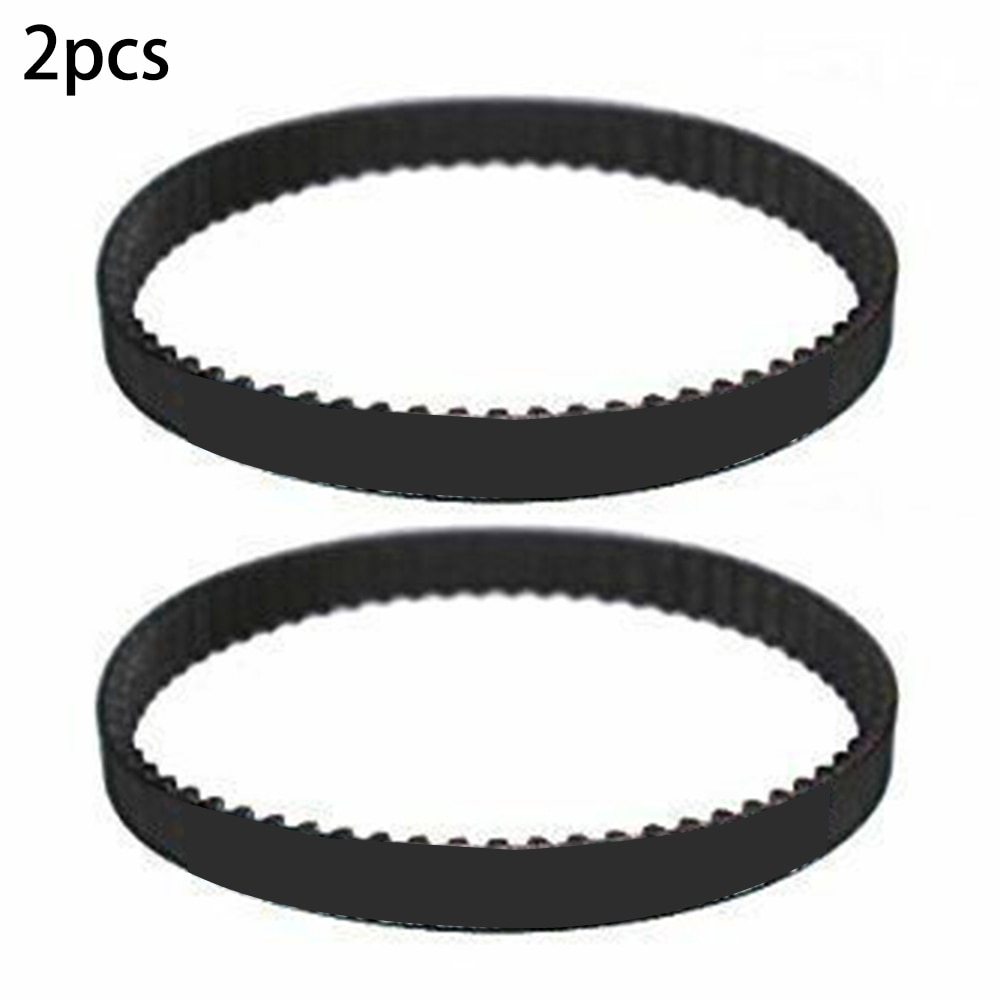 2PCS Vacuum Brush Belt for Bissell Proheat 2X Pet Pro 1548 1550 1551 1606419 Solid and Durable, Long Service Life 2021 New
