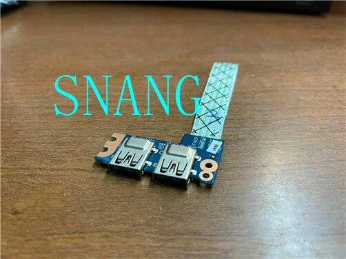 ل HP جناح 14-G F0R 14-R 240 245 246 LS-A996P G3 بلاكا USB محمول كوم كابو