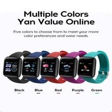 Smart band wristband Sport fitness Tracker bracelet Heart Rate Monitor blood Pressure measurement me