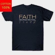 Men TShirt Faith George Michael Tshirt Women T Shirt