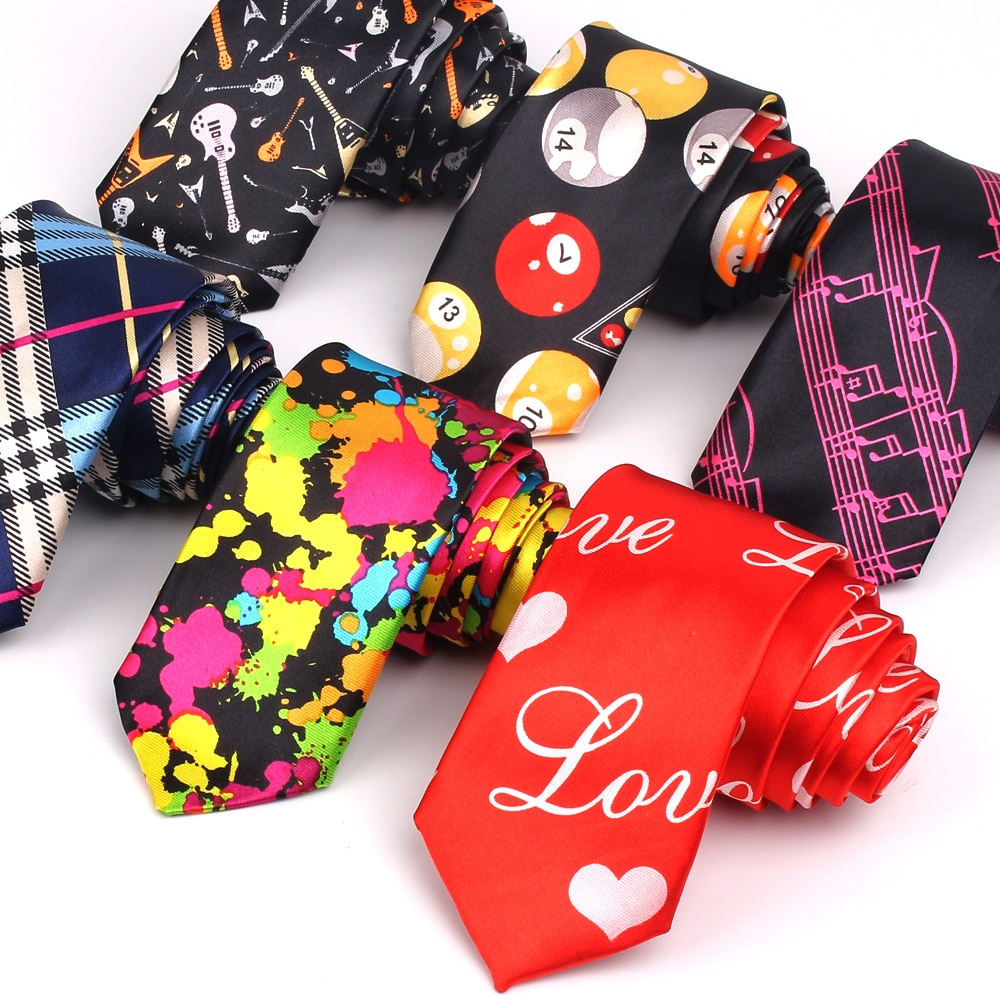 Fashion Slim Necktie Skinny Scrawl Dot Tie For Men Women Designer Plaid Necktie For Party Formal Bow knot Stripe Print Ties