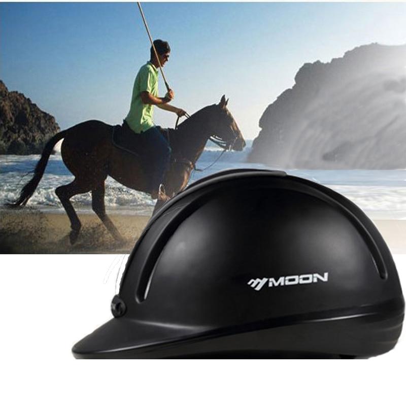 Adjustable  Equestrian Helmet 55-61cm Horse Riding Helmet Men Women Riding Cap Breathable Equestrian Body Protectors M/L