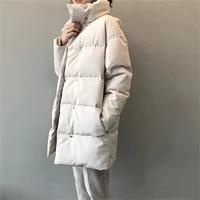 winter women jacket y075 long cotton padded female coat 2020 high quality warm outwear womens parka manteau femme hiver