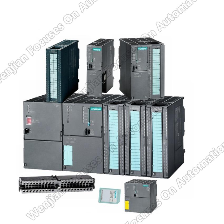 PLC 6ES7322-1BH10-0AA0 100% العلامة التجارية الأصلي S7-300 6ES73221BH100AA0