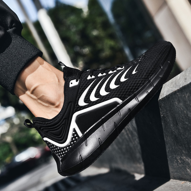 Sportshأومبير الرجال 2020 أحذية رياضية تنفس sapato حذاء رياضي الصلبة الرجال الترفيه غير رسمية 39 أحذية رجالي تنفس