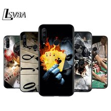 Funda negra blanda para teléfono móvil con diseño de Joker, Anti caída, a la moda para Huawei Honor 10i 10 8S 8C 8X 8A 8 7S 7A 7C Pro