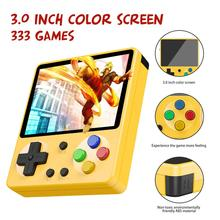 MINI Portable Retro Handheld GameBoy 333 Games 8 Bit Children Nostalgic Players Video Console Game Boy for Child Nostalgic