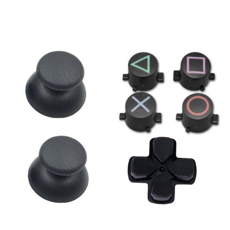 Аналоговый джойстик для пальца, ручка, кнопка abxy, D-pad, для sony Playstation Dualshock 3, PS3