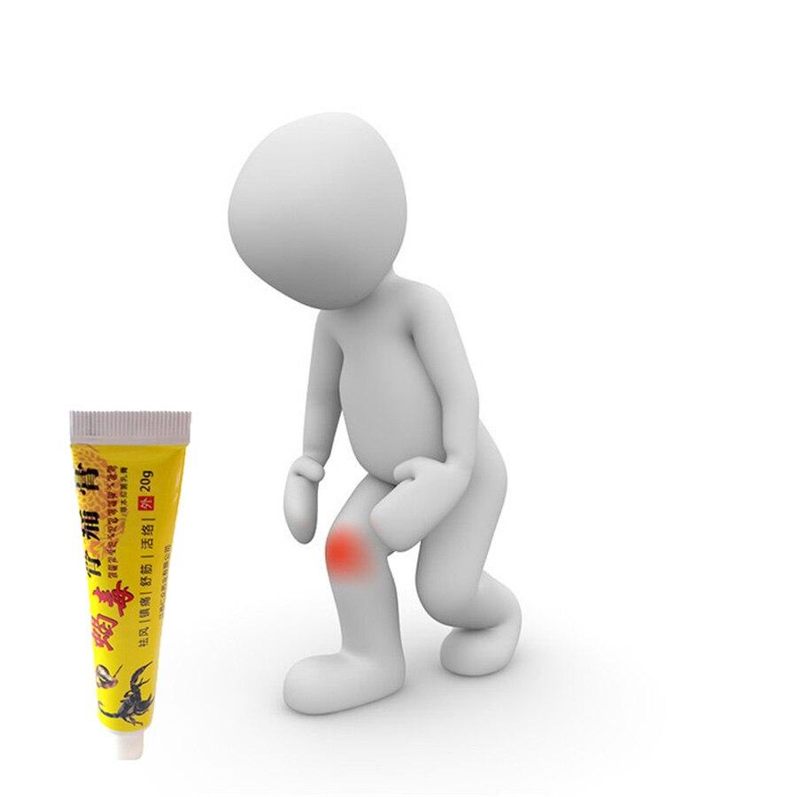 Со скидкой ревматический артрит Ointmentr облегчение боли ортопедическая паста бальзам традиционный китайский травяной лекарственный анальге...