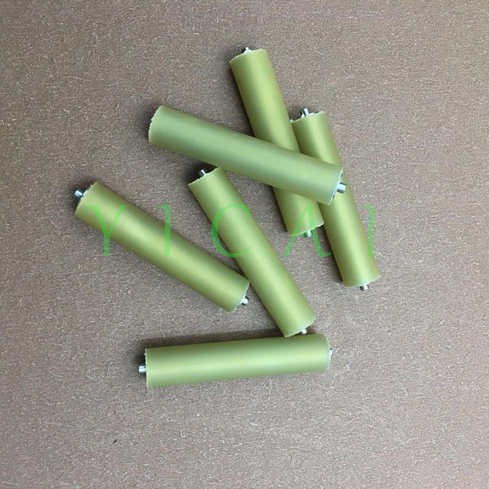 10PCS Mutoh valuejet VJ1604 VJ1604E VJ1614 VJ1618 VJ1638 drucker plotter papier druck gummi prise roller dx5 dx7 druckkopf