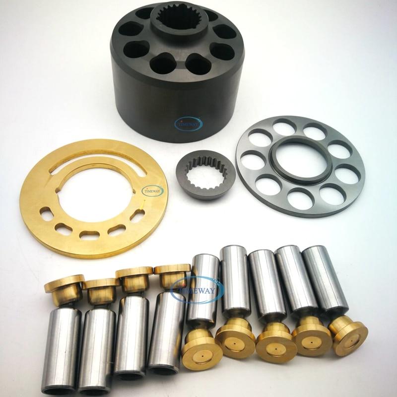 قطع غيار مضخة A10VSO71-31R/L ريكسروث استبدال الهيدروليكية مكبس قطع غيار المضخة الدوار