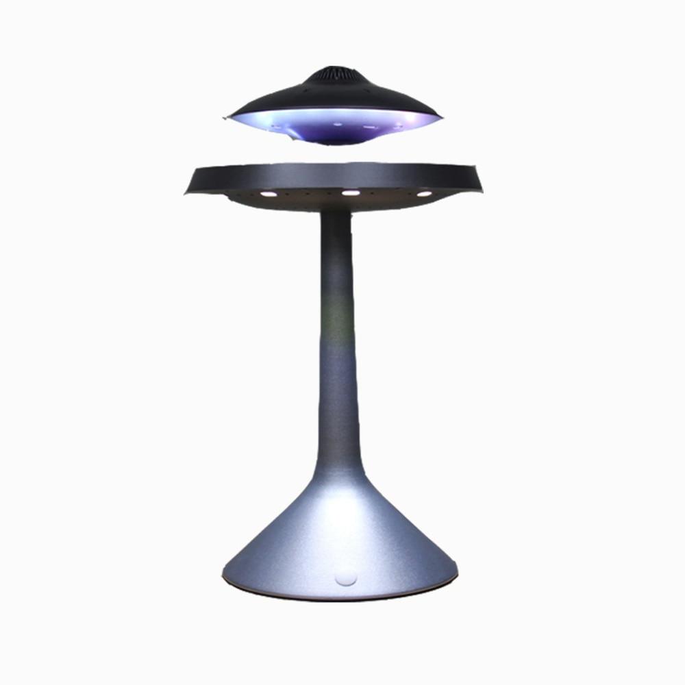 UFO Sound Magnetic Levitation Novelty Lighting Night Lights for Bedroom Led Lamp Wireless Intelligent 3d Surround Sound Products enlarge