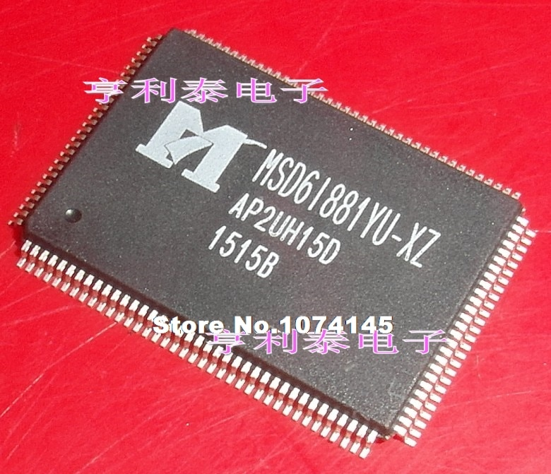 MSD6I881YU-XZ MSD61881YU-XZ