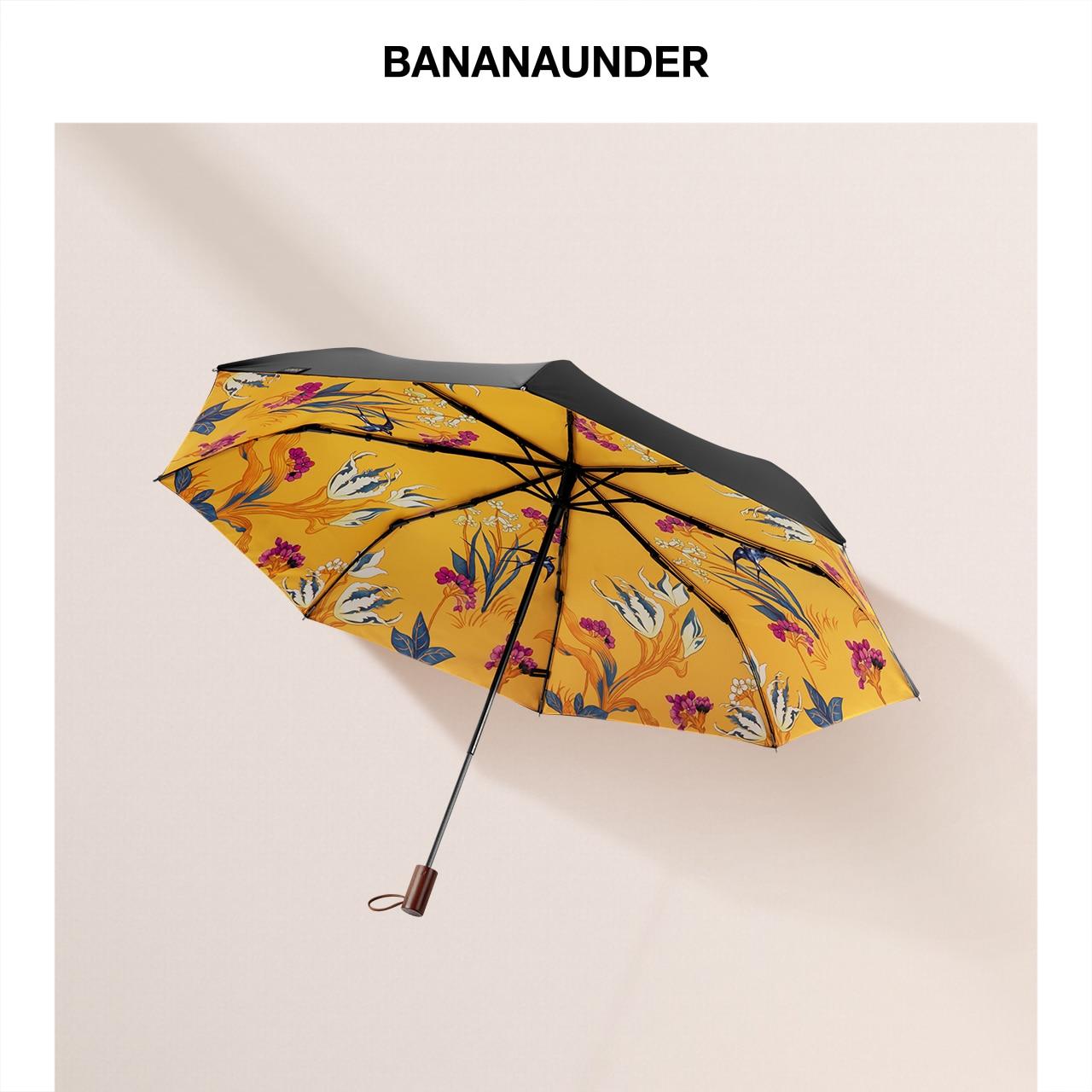 Women Windproof Umbrella Folding Business Adult Uv Protection Large Umbrella Fashion Outdoor Guarda Chuva Rain Gear BD50UU enlarge