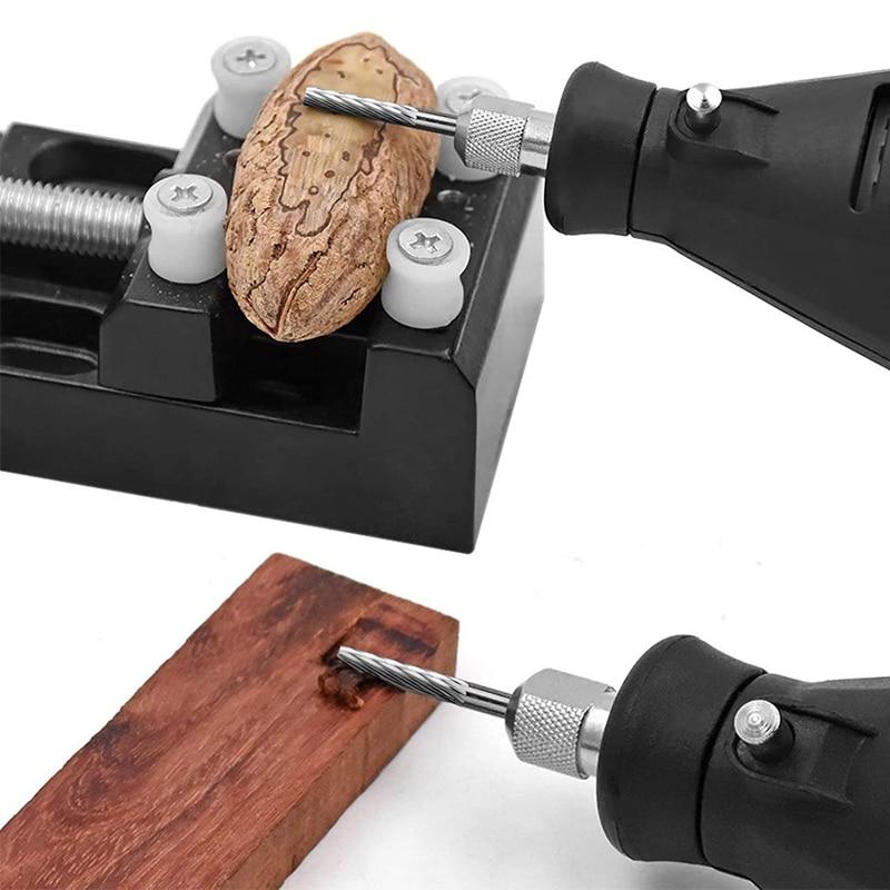 10tk varre volframkarbiidist freeslõikur pöörleva tööriistaga, - Abrasiivtööriistad - Foto 2