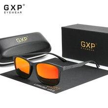 GXP 2020 New Ultra Light TR90 Sunglasses Men Polarized Cat.3 UV400 TAC Lens Driving Sun Glasses Wome