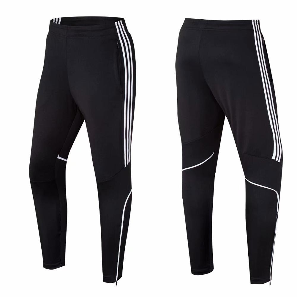 Pantalones deportivos de moda Entrenamiento de fútbol para hombre con bolsillo para correr, deporte, gimnasio, pantalones para correr y entrenar, Pantalón Deportivo
