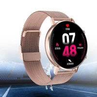 2020 smart watch men women full touch screen ip68 waterproof heart rate monitor health sports fitness long standby smart watch