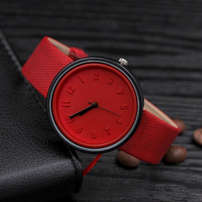 Fashion Women Wristwatches Leather Band Analog Quartz Watch Lady Watch relogio feminino orologi donn