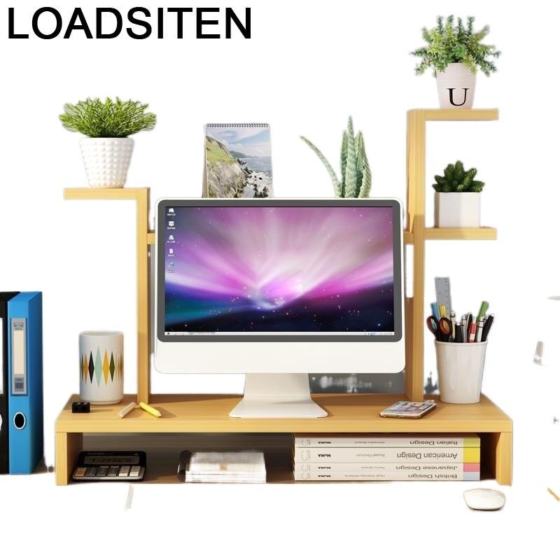 Organización del hogar de decoración para habitación, estante organizador de almacenamiento para...