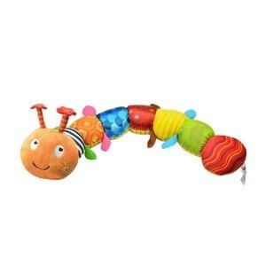 Children'S Comfort Doll Toys Multi-Function Music Caterpillar Doll Baby Puzzle Plush Toys Children Gift