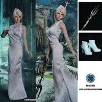 set062 16 fantasy princess head sculpt dress set for s10d body super duck pre sale item