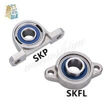 Skfl006 Bearing Shaft 30mm ( 1 Pc ) Sskfl006 Stainless Steel Pillow Block S Kfl006 30 Mm Bearings