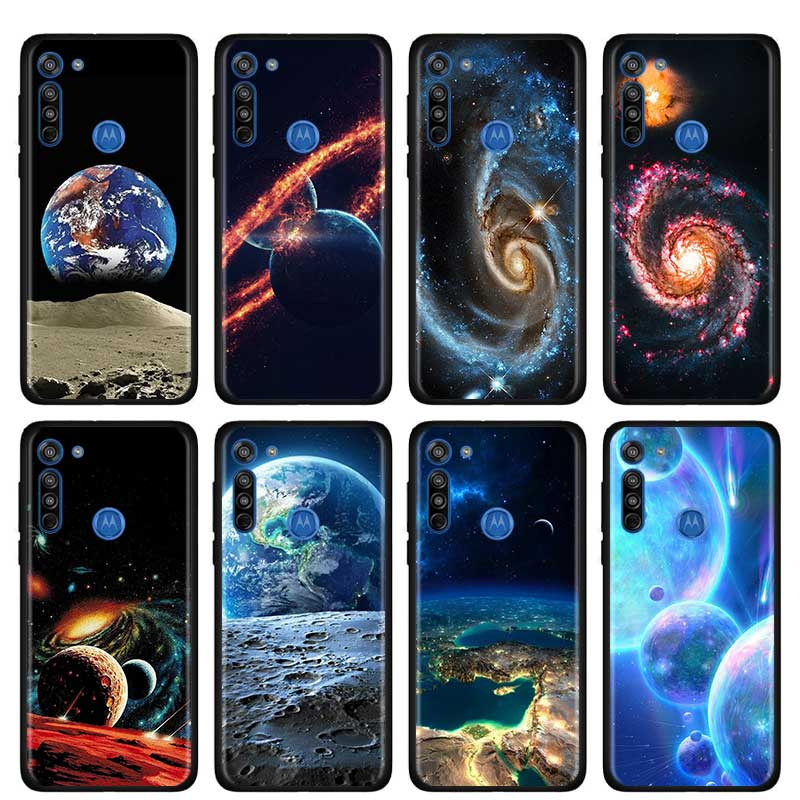 Planetas, espacio, Venus Sol Júpiter, Marte para Motorola G estilo G8 Power Plus jugar Lite una Hyper fusión G E6s Edge Plus