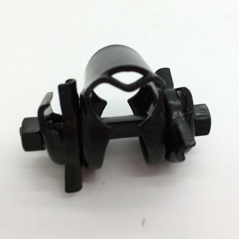 22.2mm bicycle seat tube mounting clip electric bicycle saddle accessories quick release screw seat cushion clip ring seat clip