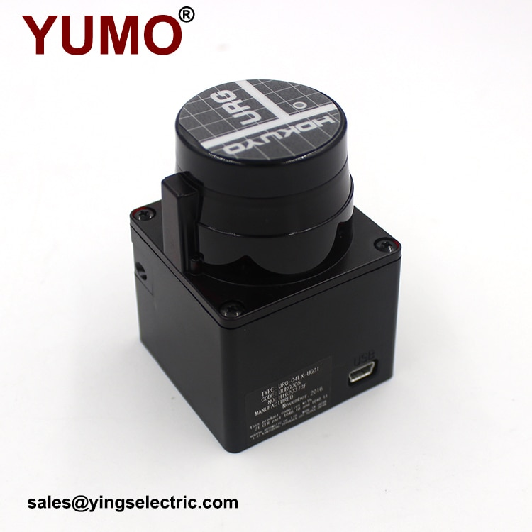 Telémetro láser de escaneo URG-04LX-UG01 Hokuyo nuevo y original