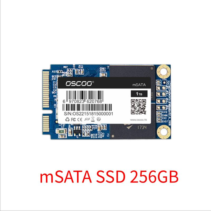 Oscoo SSD mSATA 240gb de disco de estado sólido SATA III gb 64gb 120gb 128gb 240gb 256gb 500gb 512gb 1tb ssd disco duro portátil netbook